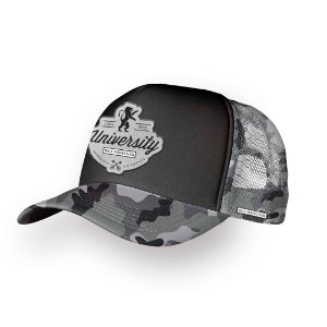 Boné Trucker Only Perfection Camuflado