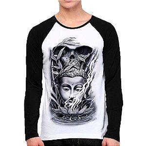 Camiseta Manga Longa Hindu