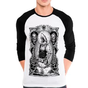 Camiseta Manga Longa Tubarão Jack