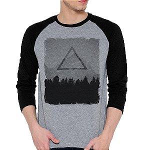 Camiseta Manga Triangulo