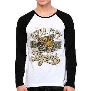 Camiseta Manga Longa Tigers