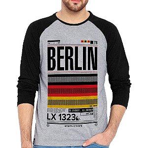 Camiseta Manga Longa Berlin
