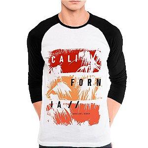 Camiseta Manga Longa California