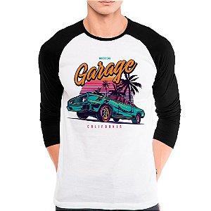 Camiseta Manga Longa Garage