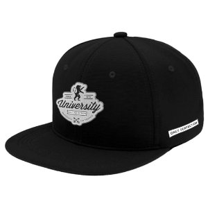 Boné Aba Reta Snapback Only Perfection Preto
