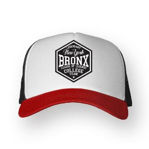 Boné Trucker Bronx Napolitano