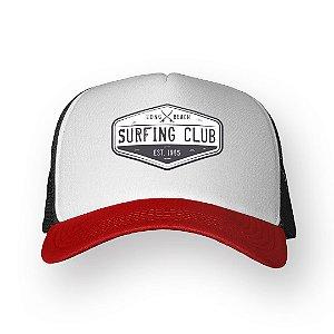 Boné Trucker Surfing Club Napolitano