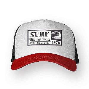Boné Trucker Surf Napolitano