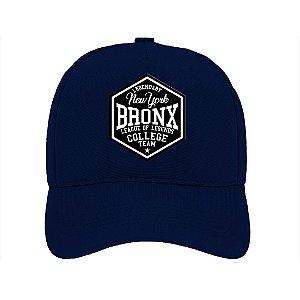 Boné Aba Curva Bronx Marinho
