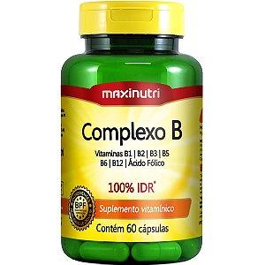 Complexo B 100% Idr 60Cps 470Mg Maxinutri