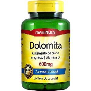 DOLOMITA 60CPS 600MG MAXINUTRI