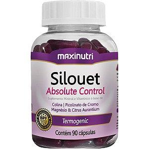 SILOUET ABSOLUTE CONTROL 90CPS MAXINUTRI