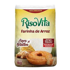 Farinha De Arroz 1Kg Risovita