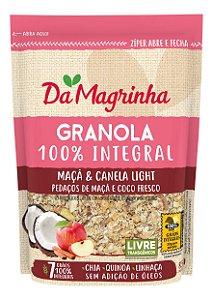 Granola Maca E Canela Light 7 Graos 850G Magrinha