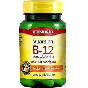 Vitamina B12 60Cps Maxinutri