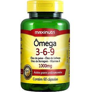 Omega Triplo 3/6/9 60Cps 1G Maxinutri