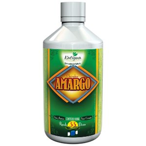 Amargo Max S/ Acucar 500 Ml Katigua