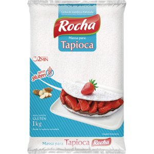 Tapioca 1Kg Rocha