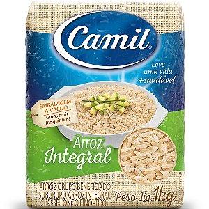 Arroz Integral 1Kg Camil