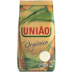 Açúcar Cristal Orgânico 1KG União