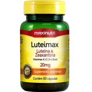 LUTEIMAX 60CPS 20MG MAXINUTRI