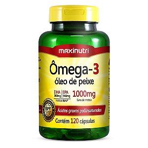 Omega 3 120Cps 1G Maxinutri
