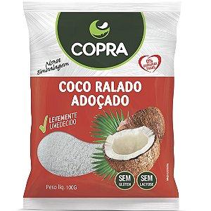 Coco Ralado Fino Umido/Adoc 100G Copra