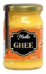 Manteiga Ghee Clarificada 150Ml Madhu Bakery