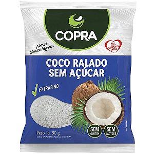 Coco Ralado Fino Puro S/Sacarose 50G Copra