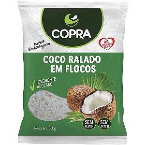 Coco Ralado Flocado 50G Copra