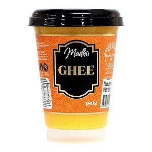 Manteiga Ghee Clarificada 180G Madhu Bakery