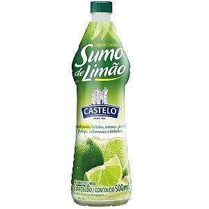 Sumo De Limao 500Ml Castelo