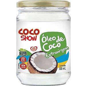 Oleo De Coco Coco Show Extra-Virgem 500Ml