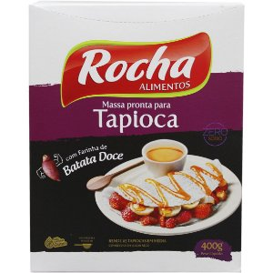 Tapioca Batata Doce 400G Rocha