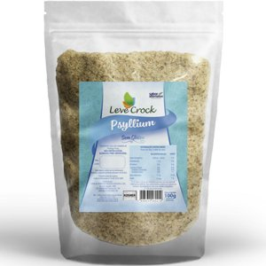 Psyllium S/Gluten 100G Leve Crock