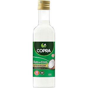 Oleo De Coco Extra-Virgem Garrafa 250Ml Copra
