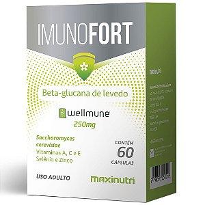 Imunofort 60Cps 250Mg Maxinutri