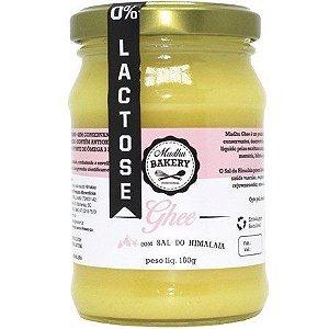Manteiga Ghee Sal Do Himalaia 180G Madhu Bakery