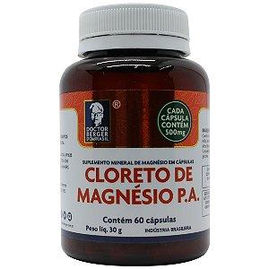 CLORETO DE MAGNESIO 60CPS X 500MG DOCTOR BERGER