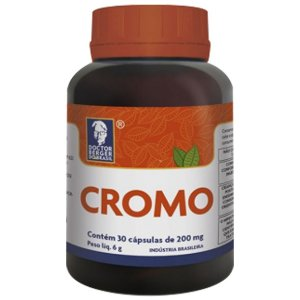 CROMO 30CPS X 200MG DOCTOR BERGER