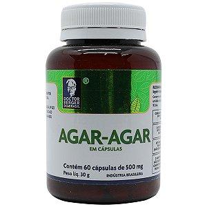 Agar-Agar 30Cps 500Mg Doctor Berger
