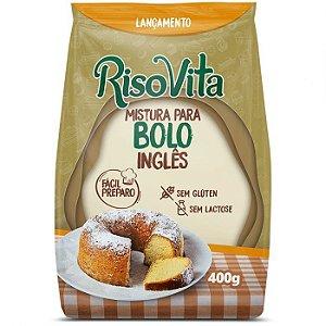 Mistura Bolo Ingles S/Gluten/Lactose 400G Risovita