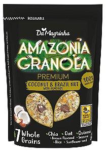 Granola Premium 250G Amazonia Magrinha