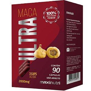 Maca Ultra 100% Maca Peruana 90Cps 2000Mg Maxinutri