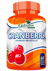 Cranberry 500Mg 60Cps Katigua