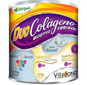 Duo Colageno Hid Verisol C/Minerais Quelatos Natural 275G Katigua