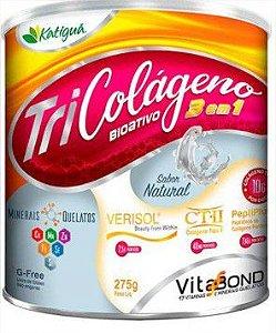 Tri Colageno Hid Verisol Tipo Ii Natural 275G Katigua