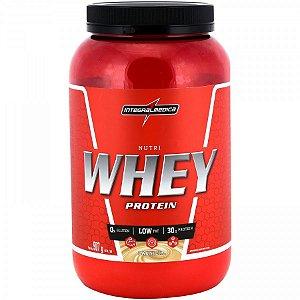 Nutriwhey Protein 907G Baun Integralmedica