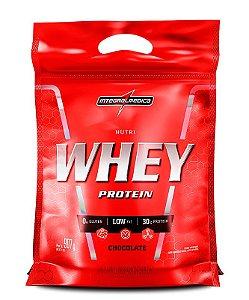 Nutriwhey Protein 907G Choc Pct Integralmedica