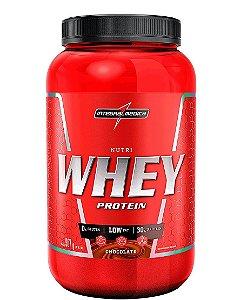 Nutriwhey Protein Choc 907G Integralmedica